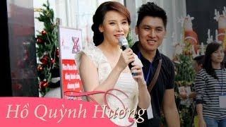 GK Hồ Quỳnh Hương gặp gỡ thí sinh X-Factor 26/12/2013