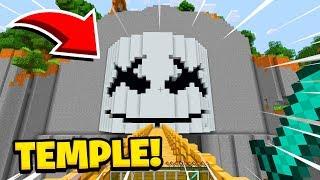 Minecraft : I FOUND THE TEMPLE OF MARSHMELLO! (Ps3/Xbox360/PS4/XboxOne/PE/MCPE)