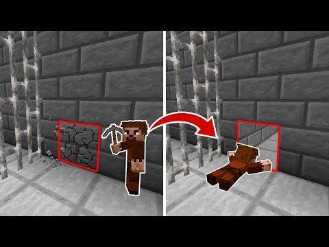 BEBEK FAKİR HAPİSHANEDEN KAÇIYOR! 😱 - Minecraft thumbnail