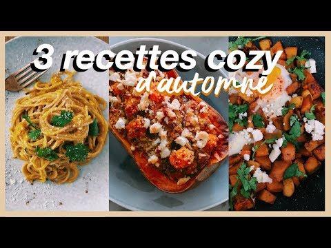 3-recettes-cozy-d'automne-🍠🍂-|-healthy-et-gourmandes-!