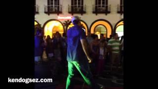 Kendog Sez Live at Portas da Cidade, Ponta Delgada