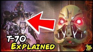 Terminator T-70 Explained