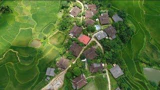 Khám phá ngôi làng đẹp như tranh vẽ nằm giữa cánh đồng của người tày
