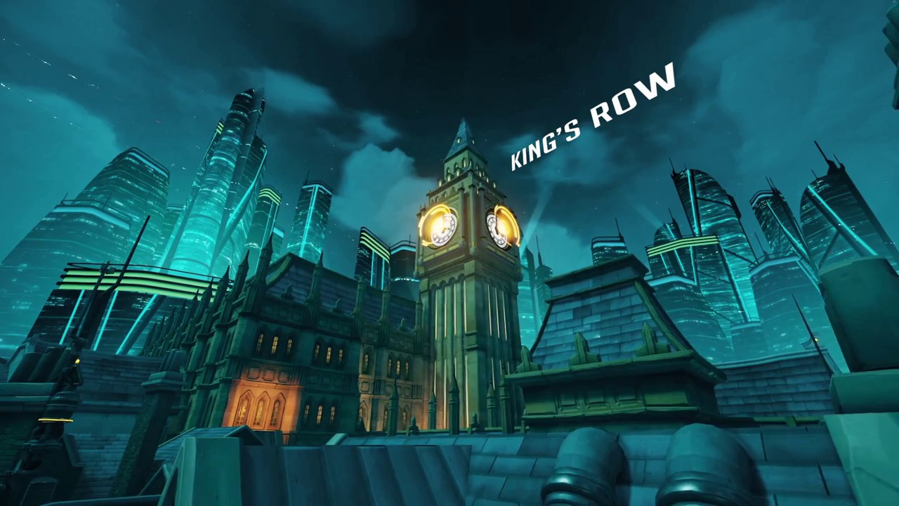 Overwatch Map Montage Intro Welcome To King S Row Youtube