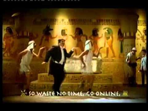 Go Compare.com - Egyptian Mummy tv ad