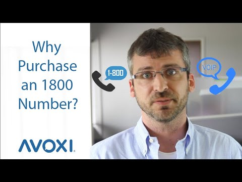 How to Get 1800 Numbers for Your Business | Toll Free