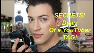 Video Secret Diary of a YouTuber Tag! - YouTube crush, secrets and behind the scenes. download MP3, 3GP, MP4, WEBM, AVI, FLV Februari 2018