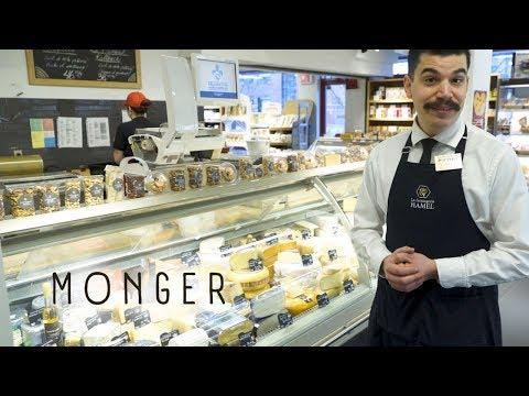 Tour a Montreal Cheese Shop   Monger