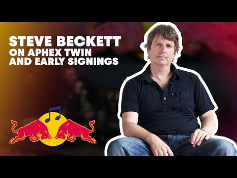 Steve Beckett of Warp Records Lecture  (Toronto 2007) | Red Bull Music Academy