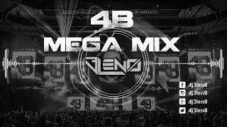 4B Mega Mix [ Original mix vs. Remix ] #Jersey Club