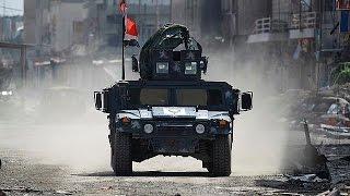 DAEŞ operasyonu Musul'un dar sokaklarında