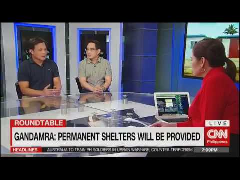 Duterte latest news October 26, 2017   discussion on the task to rebuild Marawi city