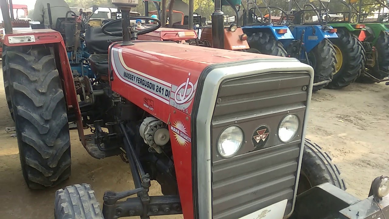 Massey 241 Tractor Model 2005 For Sale In Talwandi Sabo Bathinda
