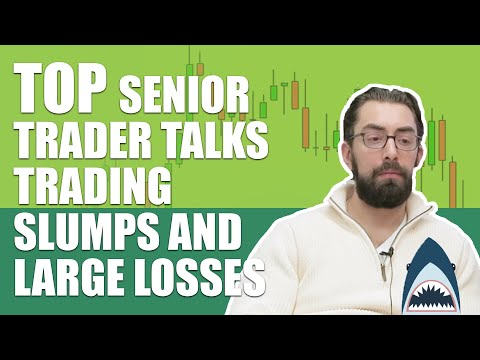How To Handle Those Miserable Trading Slumps And Large Losses (Top Senior Prop Trader Teaches You)