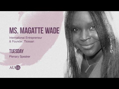 Acton University 2016 - Magatte Wade