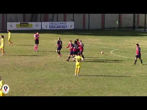 Serie C: Atl. Oristano - Vittorio Permac(10-02-'19)