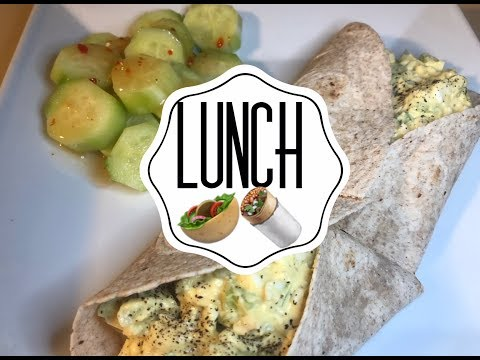 Quick & Easy Lunch Idea! Weight Watchers Freestyle 2 Points!