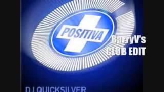 DJ Quicksilver - Bellissima (BarryV