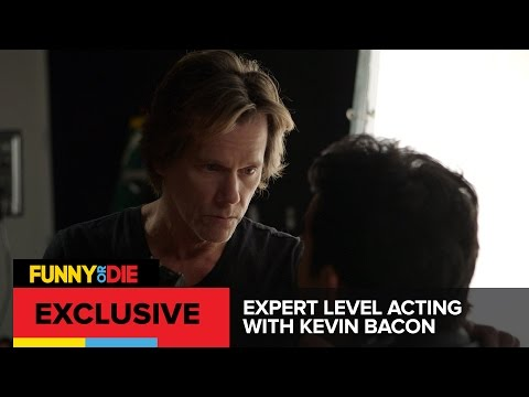 Expert Level Acting with Kevin Bacon