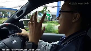 Test Drive and Preview Ford Ranger Raptor By OPALL พ่อบ้านใจกล้า