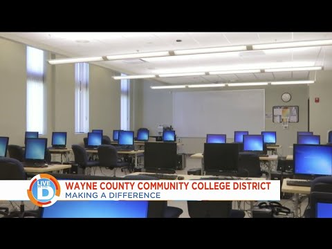 Live in the D: Wayne County Community College District is making a difference