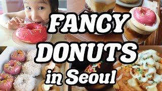 Top DONUT Shops in SEOUL Korea