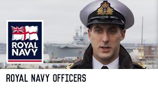 Royal Navy Jobs : Meet Alister (Environmental Health Officer)