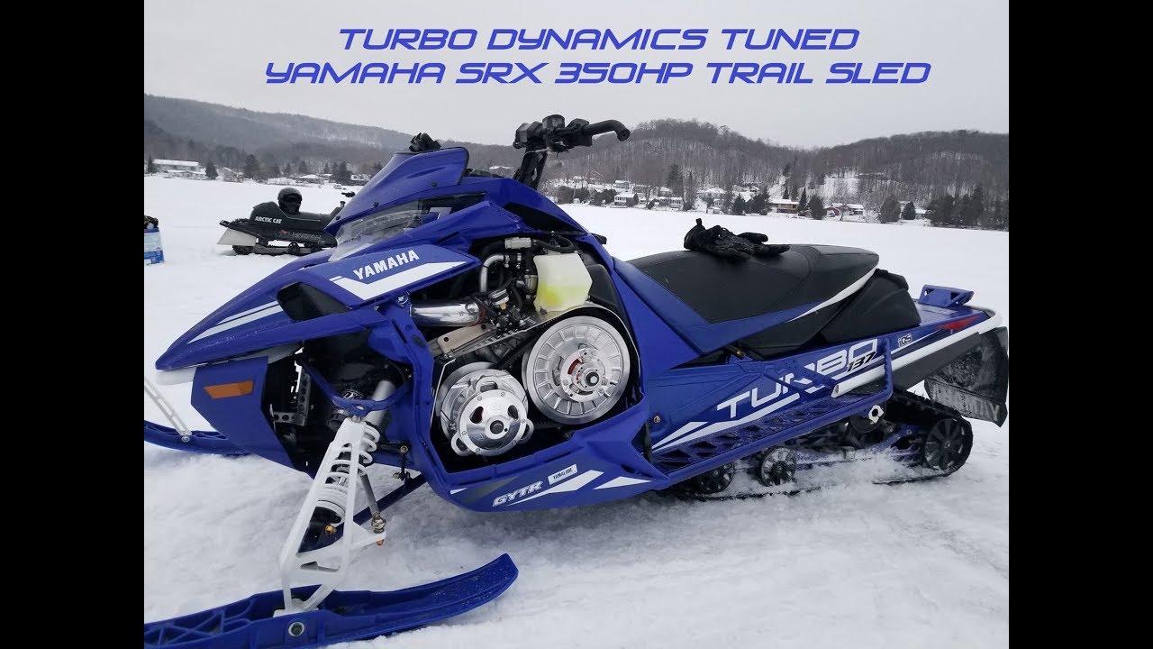 TD tuned 350hp SRX 140mph in 1320 in stock form | TY4stroke