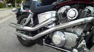 1996 Honda VT 1100 C Shadow