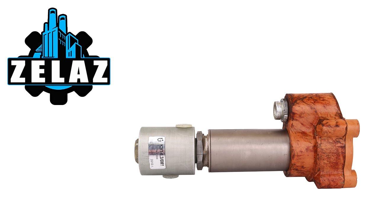 Паровой клапан SMC VND700DS-F50A - YouTube