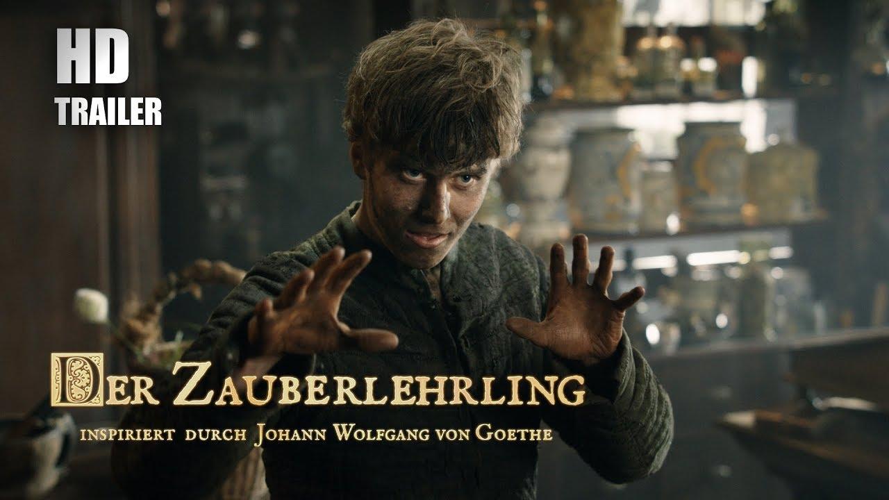 DER ZAUBERLEHRLING   20 Offizieller Trailer