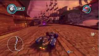 Sonic & Sega All Stars Racing Transformed - Rogue
