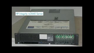[БО] 06 - HP Integrity rx2660 (Itanium 2 dual-core)