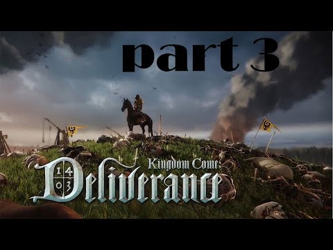 ★ Kingdom Come: Deliverance /part-3/ CZ Lets Play / Gameplay
