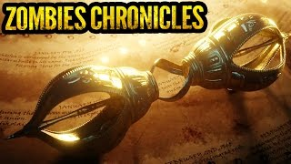Black Ops 3 Zombies Chronicles TIMELINE Trailer: GOLDEN ROD (Vril Device, Call of Duty BO3)!!
