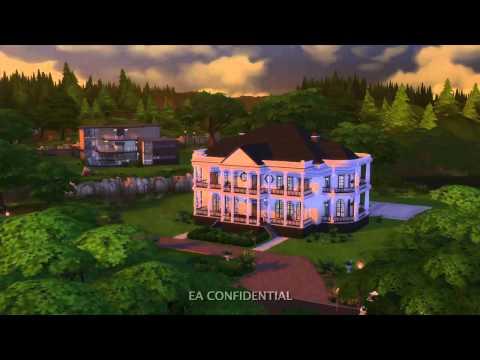 "The Sims 4: ""Beta-Dev"" Footage"