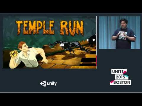 Unite 2015 - Technical and Design Tips for VR/AR Unity Projects