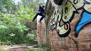 Parkour in Abandoned Military Base 🇬🇧
