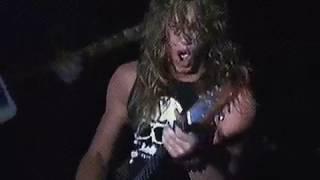 Metallica - The Metro (1983)