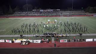 MHS Marching Band Performance 9-29-2017