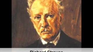 "Richard Strauss: Sonatina in F ""From an Invalid Workshop"" - Allegro (I)"