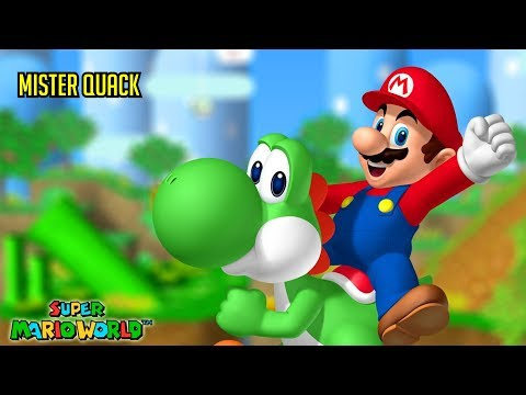 Super Mario World Game Over Song Remix (1 Hour Version)