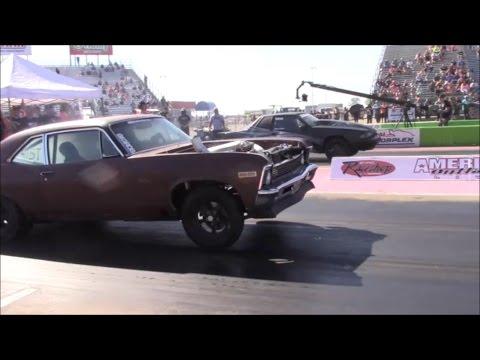 Unicorn Turbo Nova vs Mustang at American Outlaws Live
