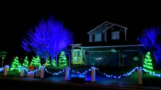Christmas 2014 Christmas Lights - We Believe by Newsboys