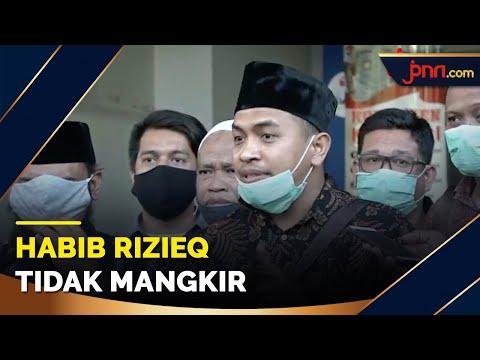 Rizieq Tak Penuhi Panggilan Polda Metro Jaya, Alasannya...