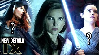 Star Wars Episode 9 New Character Actor Details Revealed! (Star Wars News)