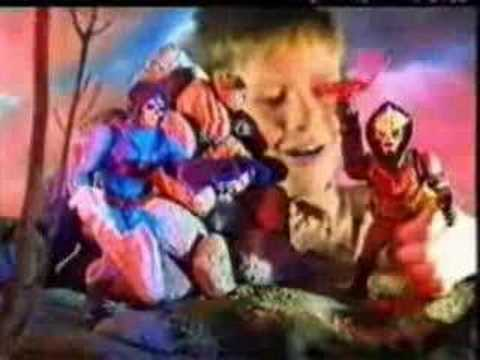 HH Hordak He-Man FF and TC Skeletor commercial Spain Toy ...
