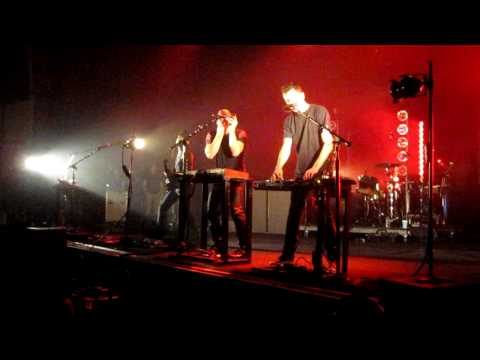 Nine Inch Nails - The Warning HD (live w/ Dave Navarro & Atticus Ross @ Wiltern 9/10/09 FINAL SHOW)