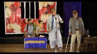 Gambar cover Urdu drama director S M Rashid Kashmir ki bahon main