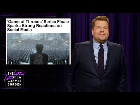 The 2020 Race Is the Only Game of Thrones Left
